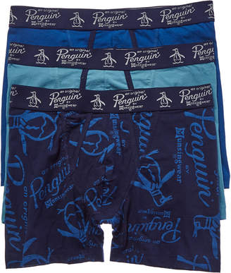 Original Penguin 3Pk Boxer Brief