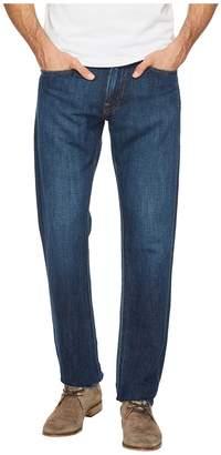 Agave Denim Rocker Pasta Point Cotton Linen in Medium Indigo Men's Clothing