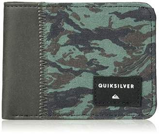 Quiksilver Men's Slim Vintage Plus Wallet