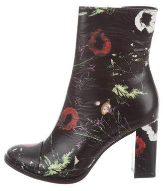 Matisse Floral Ankle Boots