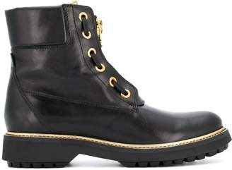Geox lace-up ankle boots