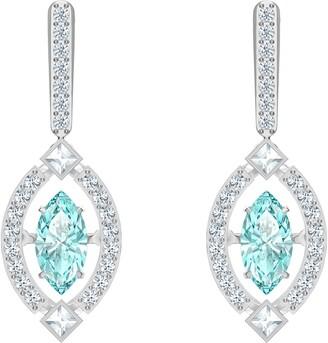 Swarovski Sparkling Dance Drop Earrings
