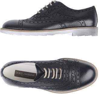 Dolce & Gabbana Lace-up shoes - Item 11350418NB