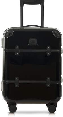 "Bric's Bellagio Metallo V2.0 21"" Black Carry-On Spinner Trunk"