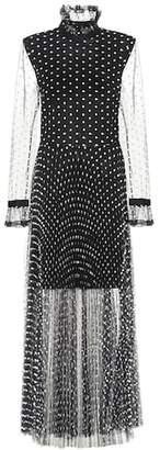 Philosophy di Lorenzo Serafini Polka-dot maxi dress