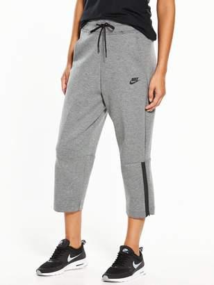 Nike Sportswear Tech Fleece Sneaker Pant - Grey Heather