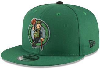 New Era Boston Celtics Team Cleared 9FIFTY Snapback Cap