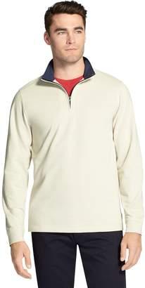 Izod Men's Nauset Light Classic-Fit Quarter-Zip Pullover