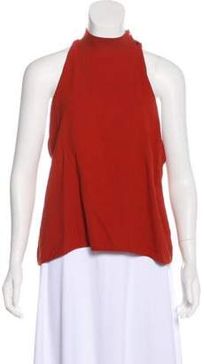 A.L.C. Sleeveless Woven Top
