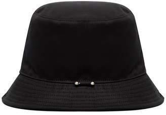 Neil Barrett pierced bucket hat