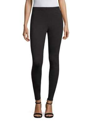 St. John Solid Sport Leggings