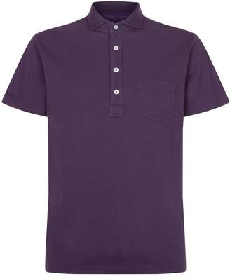 Ralph Lauren Purple Label Cotton Polo Shirt