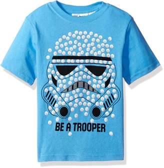 Star Wars Little Boys' Lego Be a Trooper T-Shirt