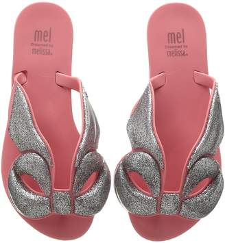 Mini Melissa Mel Harmonic Maxi Bow Girl's Shoes