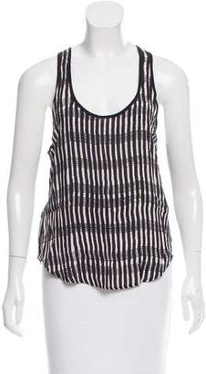 A.L.C. Sleeveless Racerback Top