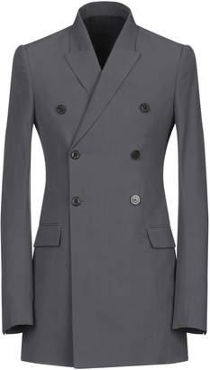 Rick Owens Overcoats - Item 41859250FB