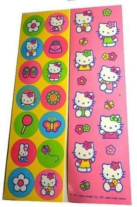 Hello Kitty Design 120+ Stickers