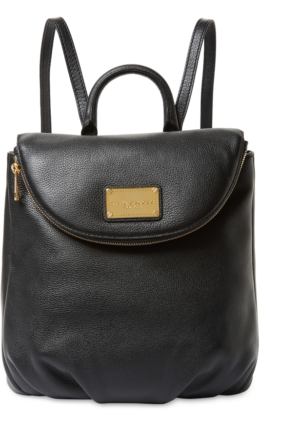 Marc Jacobs Women's The Classic Leather Backpack