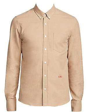 Ami Paris Men's Patch Pocket Shirt