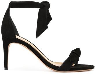 Alexandre Birman ankle tie heeled sandals