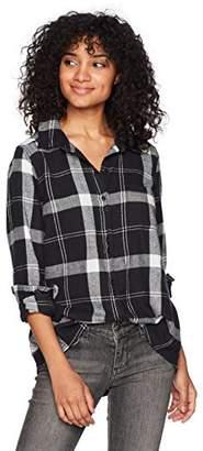 Roxy Women's Heavy Feelings Long Sleeve Shirt