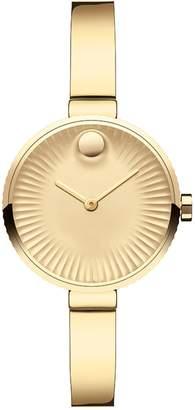 Movado Women's Edge Swiss Quartz Bracelet Watch, 28mm