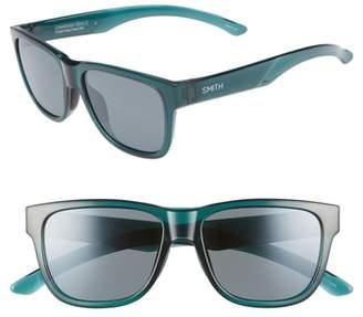 Smith Lowdown Slim 2 53mm ChromaPop(TM) Polarized Square Sunglasses