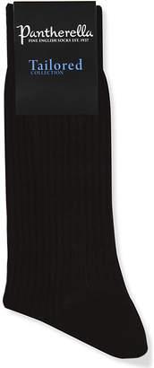 Pantherella Short ribbed cotton socks