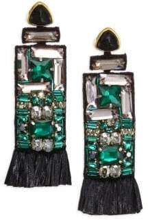 Lizzie Fortunato Emerald City Earrings