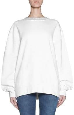 Acne Studios Cotton Crewneck Sweatshirt