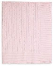 Elegant Baby Baby's Cable-Knit Blanket