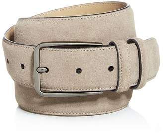 4d6d494aec7 Bloomingdale s The Men s Store at Men s Suede Belt - 100% Exclusive