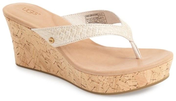 UGGUGG Australia Natassia Wedge Sandal