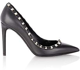 Valentino Women's Rockstud Pumps - Black