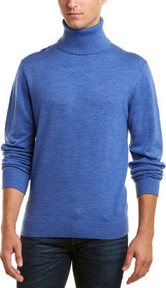 Qi Wool Turtleneck Sweater