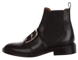 Givenchy Buckle Chelsea Boots
