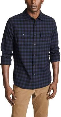Frame Double Flap Pocket Shirt