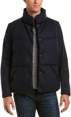 Moncler Wool-Blend Jacket