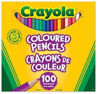Crayola 100-Pack Coloured Pencils