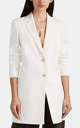 The Row Women's Batilda Cady Long Blazer - Off White