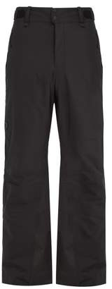 Peak Performance Maroon Ski Pants - Mens - Black