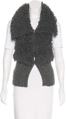 Alexander Wang Wool Textured Vest
