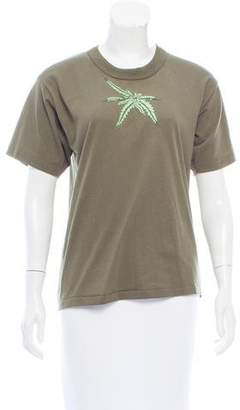 Creatures of the Wind Embroidered Short Sleeve T-Shirt w/ Tags