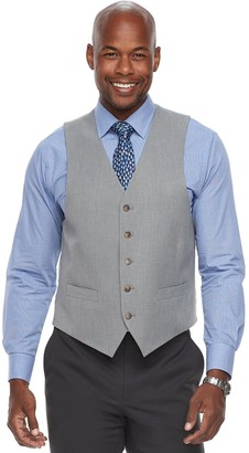 Chaps Men's Classic-Fit 4-Way Stretch Suit Vest