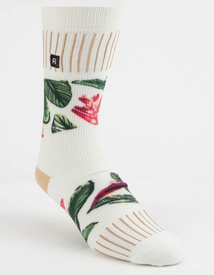 Richer Poorer Malibu Mens Crew Socks