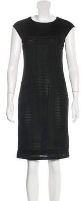Chanel Mesh Sheath Dress