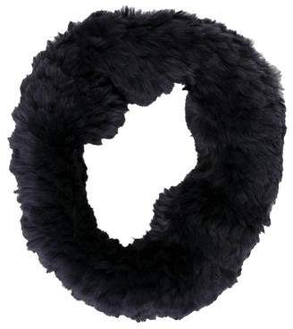 Surell Knitted Fur Snood