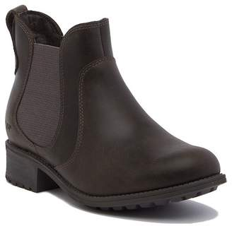 UGG Bonham UGGpure Lined Leather Chelsea Boot