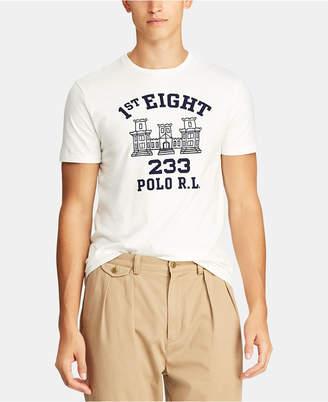 Polo Ralph Lauren Men Custom Slim Fit Cotton T-Shirt