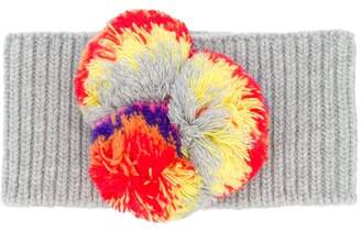 Il Gufo pom pom head band